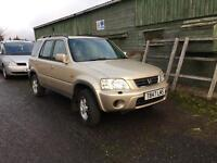 **4X4**Honda CR-V**BARGAIN**TRADE IN TO CLEAR**