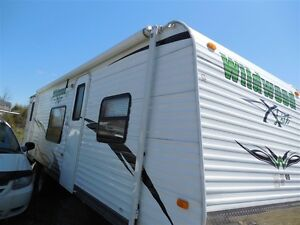 2011 Forest River Wildwood 28BH-XLITE
