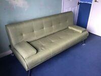 """Sofa bed """" Click clack """" type"""