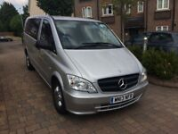 2013 Mercedes Benz Vito 2.1 113 CDI BlueEfficiency Traveliner 8 Seater Bus - 1 Owner