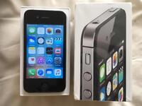 iPhone 4S 02 / Giffgaff 16GB Very Good condition