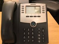 Various IP phones - Cisco and Avaya
