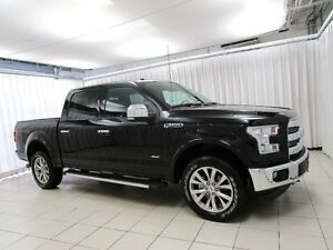 2017 Ford F-150 AN EXCLUSIVE OFFER FOR YOU!!! LARIAT CREW CAB 4D