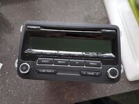 Vw RCD 310 fits polo, golf and passat £40
