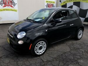 2014 Fiat 500 Manual, Power Windows,