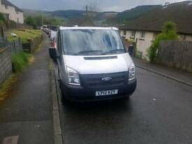 Ford transit 2.2 (silver)