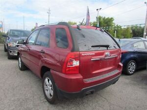 2009 Kia Sportage LX * CAR LOANS THAT FIT YOUR BUDGET London Ontario image 3