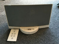 Bose Series 1 Sounddock in White
