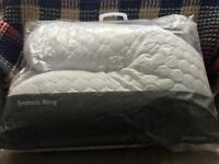 John Lewis V-shaped Maternity / Nursing / Support Pillow