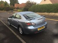 BARGAIN MAZDA 6 DIESEL 5 DOOR HATCH 2.2 IN GREAT CONDITION WITH FULL DEALER HISTORY