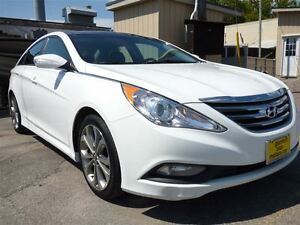 2014 Hyundai Sonata Limited! NAVI! PANO ROOF! REAR CAMERA!