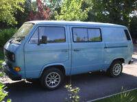 WANTED .... VW T25 PANEL VAN..... WANTED