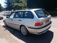 BMW 318i TOURING ESTATE SALE OR SWAP