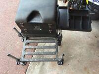 Preston innovation seat box fishing X3