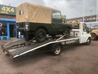 Vehicle Breakdown recovery West Midlands Birmingham Dudley Wolverhampton Smethwick Mosley edgbaston