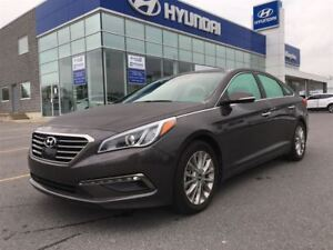 2015 Hyundai Sonata Limited *Winter Tires Included*