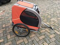 Pet Carrier for bicycle