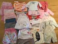 Girls clothes bundle, aged newborn and upto 1 month