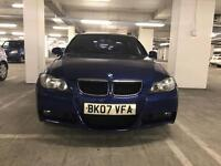 BMW 3 Series 2.0 320i automatic M Sport Blue 4dr Service history