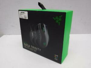 Razer Naga Trinity Gaming Mouse - We Buy and Sell Gaming Accessories - 117267 - FY27405