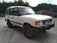 Land rover discovery 300tdi off road 4x4 fun turbo diesel