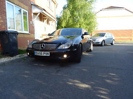 Mercedes CLS 320 CDI 7G-Tronic