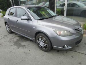 2006 Mazda 3 5-SPEED HATCH