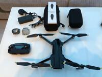 DJI MAVIC PRO DRONE WITH PLATINUM PROPS + MORE!