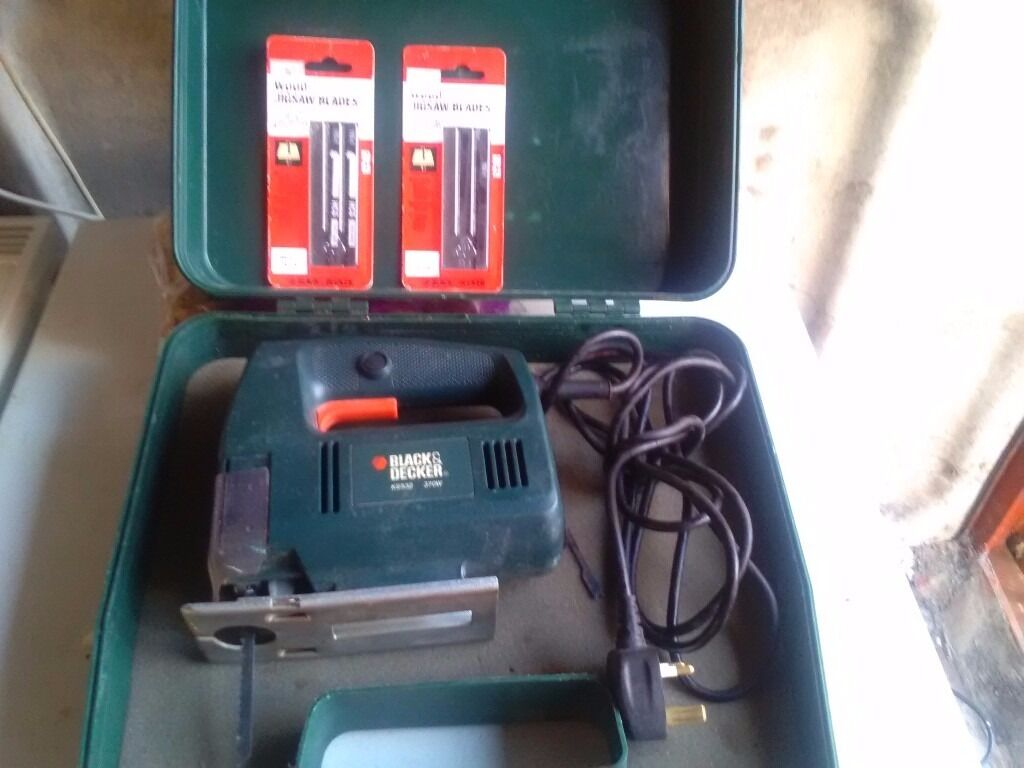 Black & Decker Jigsaw k5532