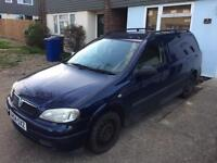 Astra van 1.7 dti 2004 mot expired **look**