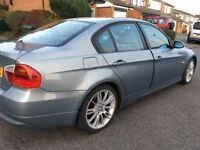 BMW 320d, 2005, Manual half leather, Good Condition