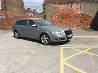 Audi A6 2.0 tdi 06 leather estate not A4 bmw 5 3 7 series