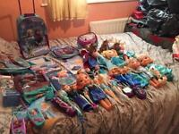 Various toy bundles