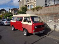 T25 Devon C, Air cooled, left hand drive, 1970cc, 12m MOT