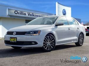 2013 Volkswagen Jetta BLUETOOTH, SUNROOF, HEATED SEATS