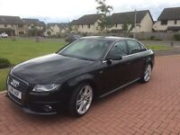 Audi A4 in great condition& low mileage