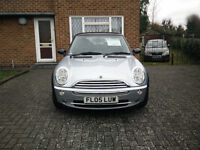 MINI Hatch 1.6 Cooper 3dr Silver 12 MTHS MOT Price Reduction