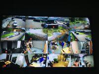Burglar Alarm & CCTV Installation