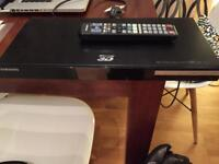 Bluray player for sale - superbargain!