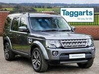 Land Rover Discovery SDV6 HSE LUXURY (grey) 2015-01-23