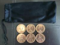 1967 uk one penny