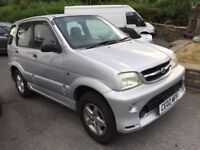 2002 (02) Daihatsu Terios SL 1.3 Petrol ** Little Jeep **
