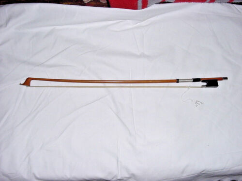 "VINTAGE VIOLA BOW JAPAN 65 GRAMS 25 1/2"" 1950S"
