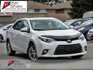 2014 Toyota Corolla LE ECO Leather, roof pwer seat