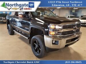 2015 Chevrolet SILVERADO 2500HD LTZ, Diesel, 6 Lift, Bluetooth,