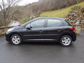 PEUGEOT 207 SPORT 1.4 90 BHP KFU ENGINE BREAKING
