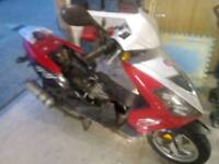 100cc Moped Scooter Needs Sold