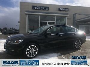 2013 Honda Accord Sedan RARE 6 Speed Manual NO ACCIDENTS HEATED
