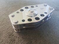 Original JK7 Velsheda Deck Block - 37cm x 21cm