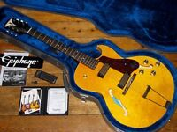 Epiphone Sorrento 452TDN 1962 Limited Edition 50th Anniversary with Gibson USA pickups
